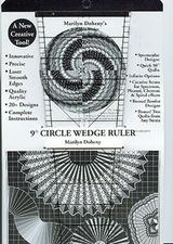 9 degree wedge ruler