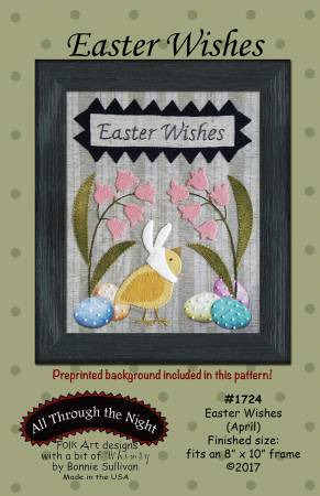 Easter Wishes by Bonnie Sullivan