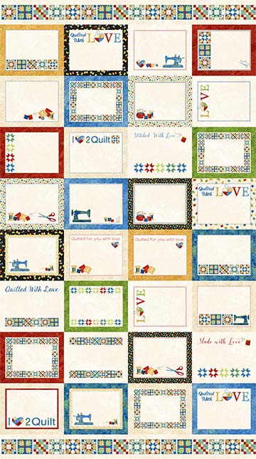 A Stitch in Time Quilt Labels 2099-99