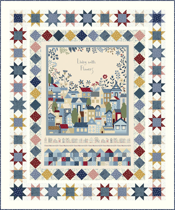 American Country Quilt Kit
