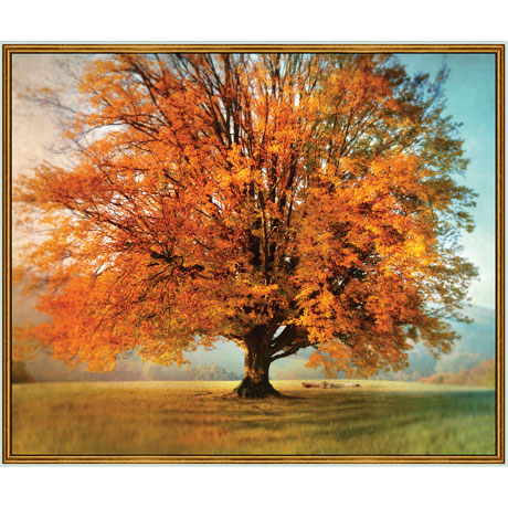 Artworks Autumn Tree Panel 26858X