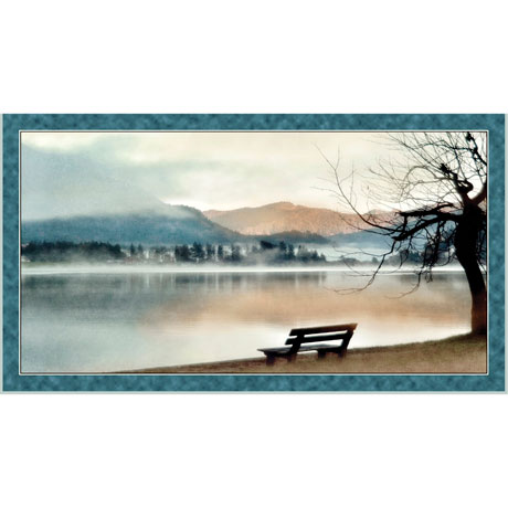Artworks Lake Panel 26859B