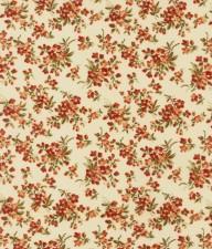 Blank Quilting- Fiona sm. floral BTR6001-cream