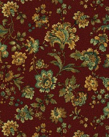 Benartex Regency Jacobean floral 3620-88