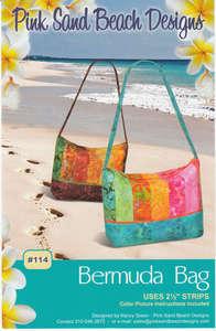 Bermuda Bag by Pink Sand Beach Designs PSB114