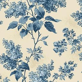 Blue Sky 8505-L  Cream Main Print