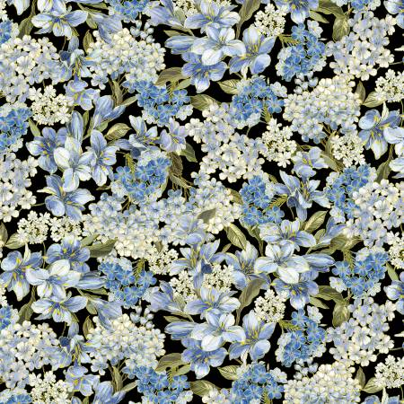 Blue Symphony Floral packed 7792-12