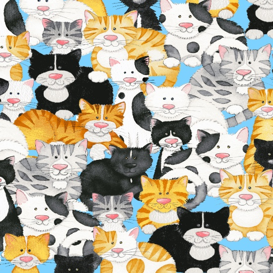 Cat's Meow Packed Kitties 1147-11