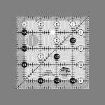 """CGR4  4 1/2"""" Square"""