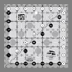 "CGR7  7 1/2"" Square Ruler"