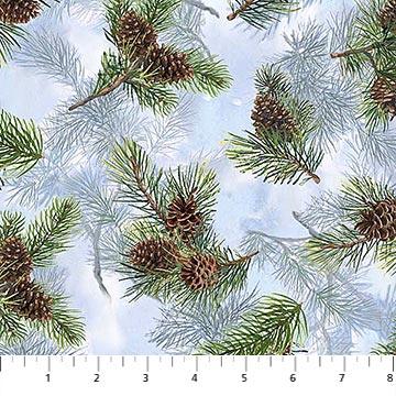 Day Dreams Pine Boughs DP23110-42