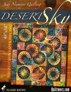Desert Sky by Judy Niemeyer JNQ69 P