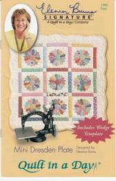 Eleanor Burns Mini Dresden Quilt Pattern 1280QD