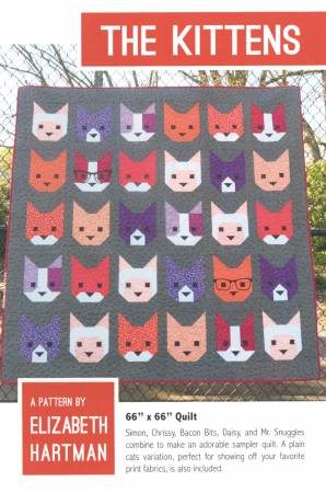 The Kittens pattern EH-019