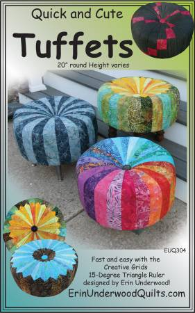Quick and Cute Tuffet Pattern