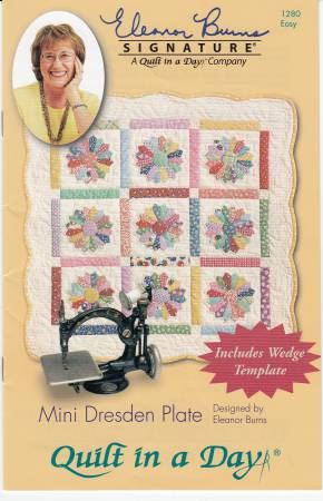 Mini Dresden pattern by Eleanor Burns 1280