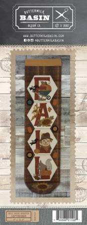 Hexi Door Greeter Fall kit by Buttermilk Basin