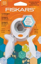 "Fiskars 1"" hexagon cutter"