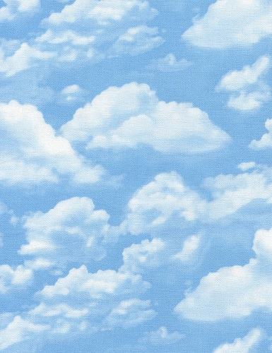 Sky by Timeless Treasures GM-C2188- Sky