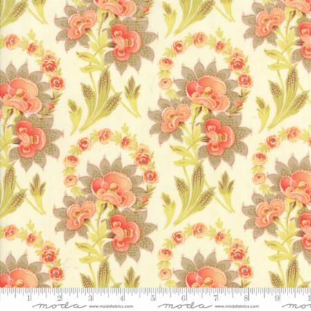 Hazel Plum cream main print 20290-17