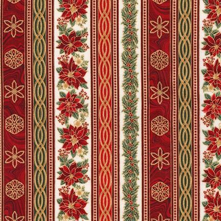 Holiday Flourish 11 stripe APTM-17339-223