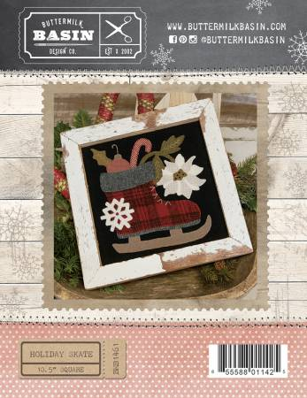 Holiday Skate kit by Buttermilk Basin BMB1461