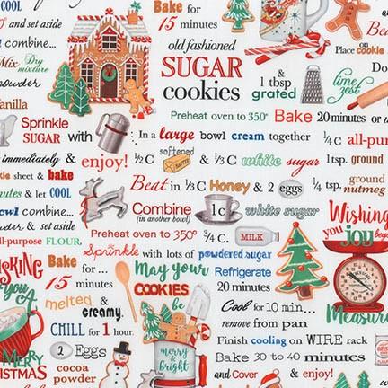 Holly Jolly Christmas recipies AMK-17554-223