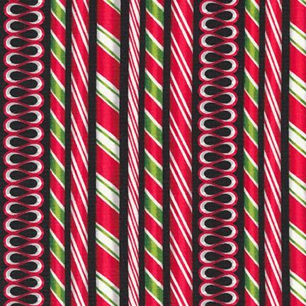 Holly Jolly ribbon candy AMK-16652-2