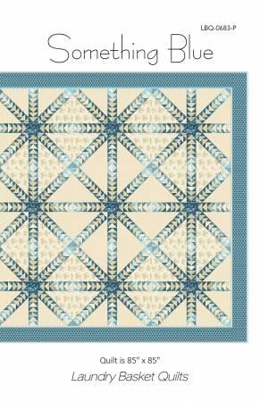 Something Blue pattern LBQ 0683P