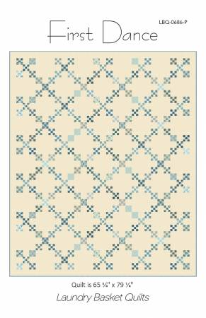 First Dancy pattern LBQ 0686P