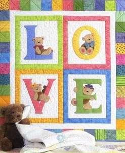 Love Bears Pattern