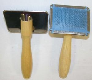 Needle Felting Fiber Blending Brushes