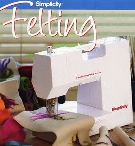 Needle Felting Machine