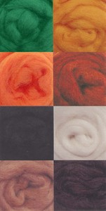 Wool Roving Naturals W852R