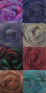 Wool Roving Marbles W895R