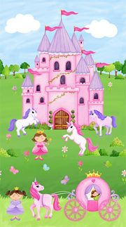 Little Princess Panel 20739-21
