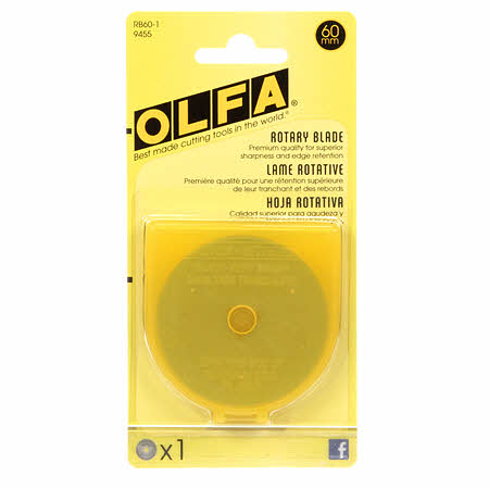 Olfa 60 mm Replacement Blade