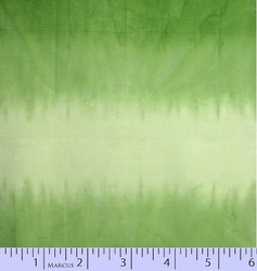 Ombre Hand Dyed Batik Sage Green 7608-0164