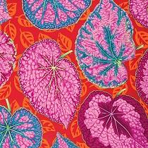 Leaf- pink PWPJ070