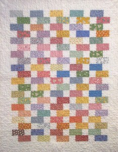 Baby Bricks pattern