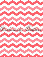 Flamingo Road pink chevron