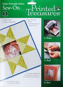 Printed Treasures 5 pack