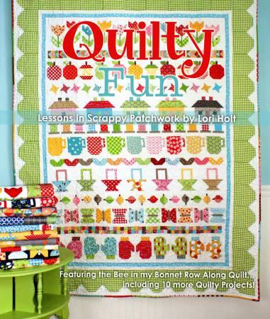 Quilty Fun Book