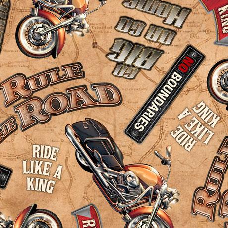 Rule The Road Biker Lingo 26688 A_l