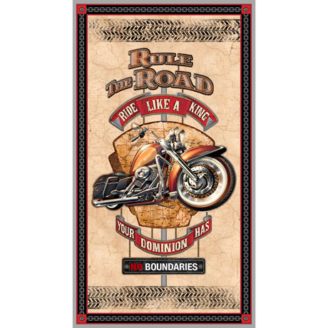 Rule the Road panel 26687 E_l