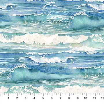 Shore Thing Ocean Waves 22074-42