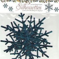 Silouettes by Edyta Sitar Snowflakes