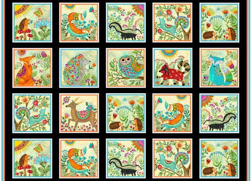 Spring Awakens panel 1509-99