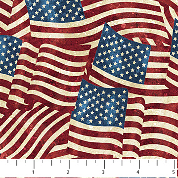 Stars and Stripes flags 20158-49