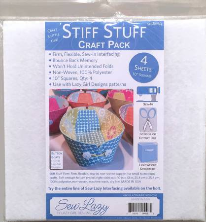 Stiff Stuff Interfacing SLG107SQ